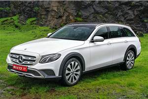 Mercedes to launch BS-VI-compliant 4cyl diesel with E-class All-Terrain