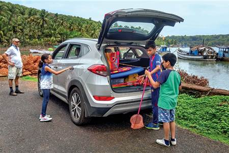 2017 Hyundai Tucson long term review, fourth report