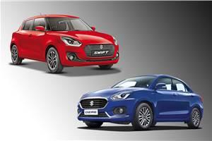 New Maruti Suzuki Swift and Dzire recalled
