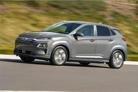 2018 Hyundai Kona Electric review, test drive