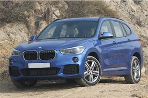 2018 BMW X1 sDrive20d M Sport launched at Rs 41.50 lakh