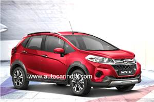 Honda WR-V Alive edition launched at Rs 8.02 lakh