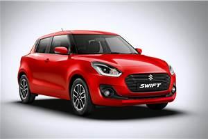 Maruti Suzuki Swift AMT now available in top-spec trim
