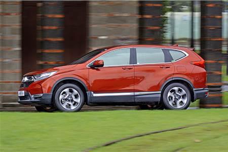 2018 Honda CR-V diesel review, test drive
