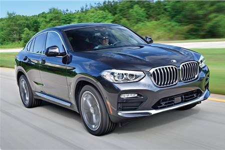 2018 BMW X4 review, test drive