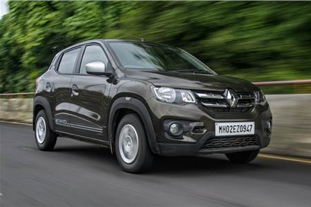 2018 Renault Kwid 1.0 AMT review, test drive