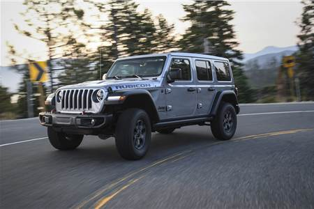 2018 Jeep Wrangler review, test drive