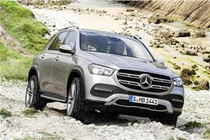 New 2019 Mercedes-Benz GLE SUV revealed