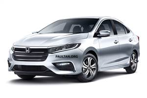 Next-gen Honda City to come by 2020