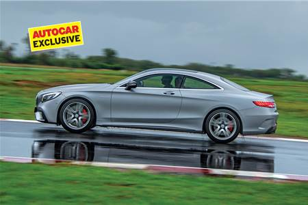2018 Mercedes-AMG S 63 Coupe review, test drive