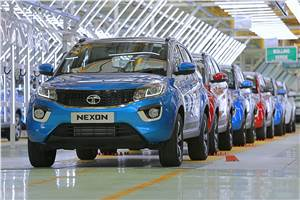 Tata Nexon crosses 50,000 sales in India