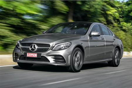 2018 Mercedes-Benz C 300d India review, test drive