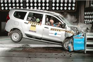 Renault Lodgy scores zero stars in Global NCAP crash test