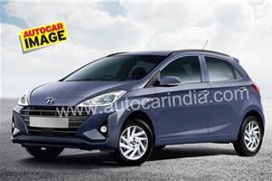 Next-gen Hyundai Grand i10 launch in October 2019
