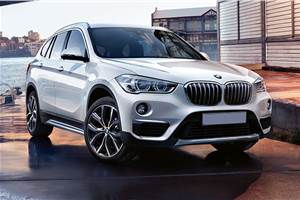 2018 BMW X1 sDrive20i launched at Rs 37.50 lakh