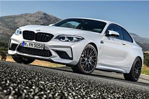 BMW M2 Competition India bookings open