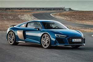 Updated 2019 Audi R8 revealed
