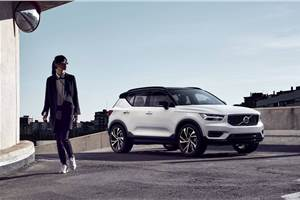Volvo XC40 wins Women's World Car of the Year 2018 award
