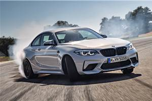 2018 BMW M2 Competition launched at Rs 79.90 lakh
