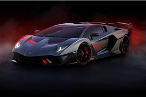 Lamborghini SC18 Alston is the brand's first one-off race car
