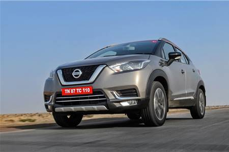 2019 Nissan Kicks India review, test drive