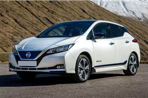 New long-range Nissan Leaf to debut at CES