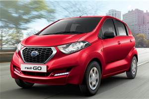 Datsun Redigo to get major update soon