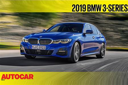 2019 BMW 3 Series video review