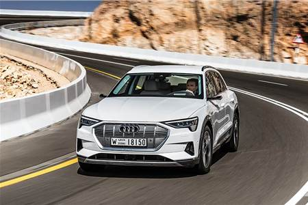 Audi e-tron review, test drive