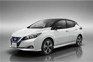 Nissan Leaf e+ revealed