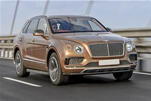 Hotter Bentley Bentayga Speed flagship model announced
