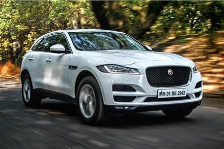Jaguar F-Pace 25t petrol review, test drive