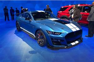 Ford Mustang Shelby GT500 revealed