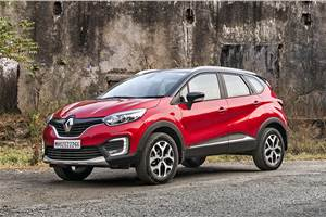 Renault Captur sees discounts of more than Rs 2.5 lakh