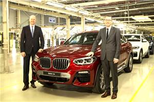 2019 BMW X4 launched at Rs 60.60 lakh