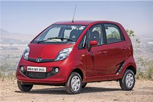 Tata Nano to be discontinued from April 2019