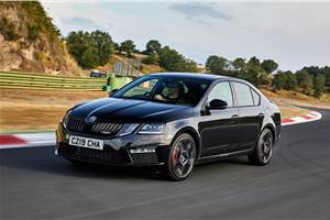 Skoda Octavia RS Challenge revealed