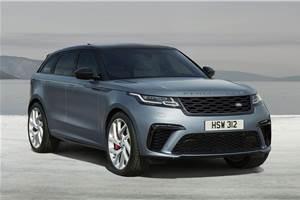 Land Rover Range Rover Velar SVAutobiography revealed
