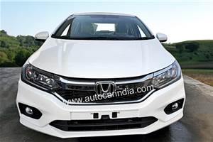 Updated Honda City VX: In pictures