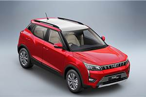 Mahindra XUV300 accessories pricing revealed