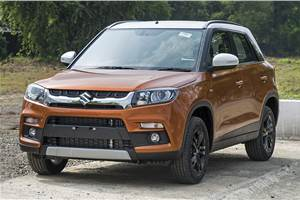 Maruti Suzuki Vitara Brezza sales cross 4 lakh units in India