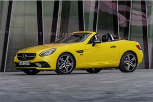 Mercedes-Benz SLC Final Edition revealed