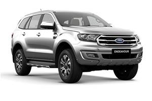2019 Ford Endeavour facelift price, variants explained