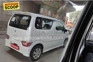 Maruti Suzuki Wagon R EV to support fast charging