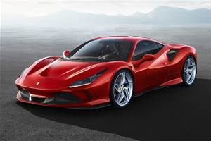 Ferrari F8 Tributo revealed ahead of Geneva debut