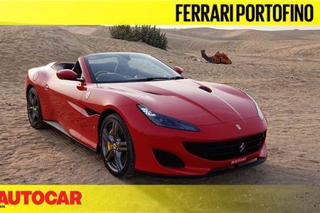 Ferrari Portofino video review