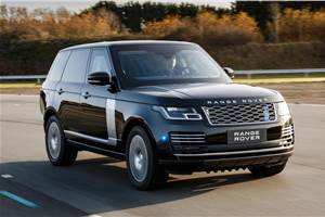 Refreshed Range Rover Sentinel revealed