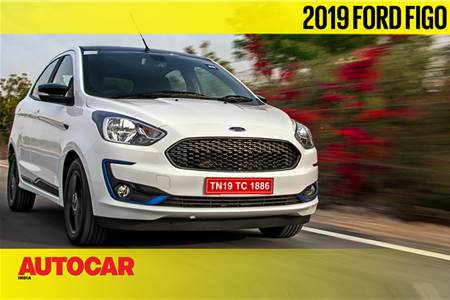 2019 Ford Figo facelift video review