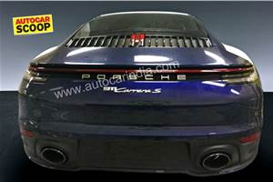 New Porsche 911 India launch details revealed
