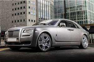 Next-gen Rolls-Royce Ghost to debut in 2020